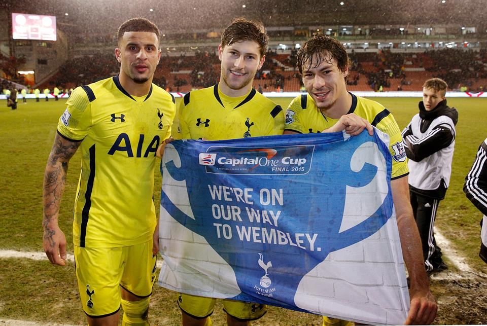 Photo courtesy of tottenhamhotspur.com